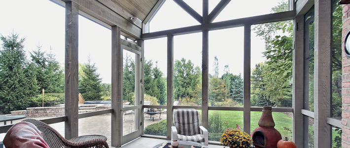 Grand Haven Sunroom Contractor | Home Additions