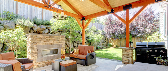 Grand Haven Outdoor Living Spaces